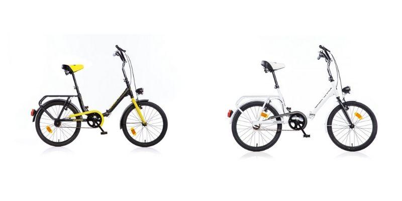 Foldecykel bedste i test
